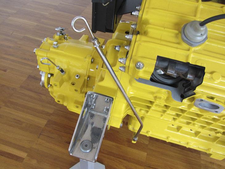 фото двигателя Lamborghini
