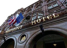 """""""Мидланд-Отель"""" существует в Манчестере и в наши дни"""