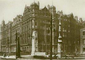 """Историческая встреча произошла в Манчестере в """"Мидланд-Отеле"""" 1 мая 1904 года"""
