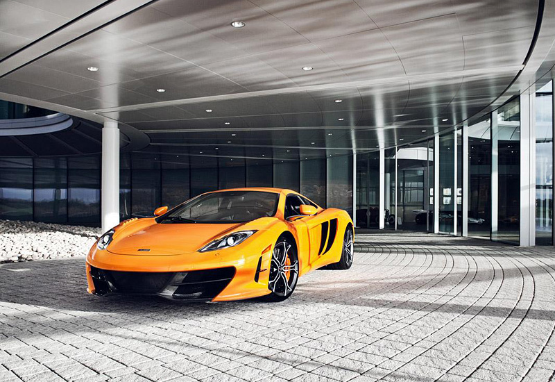 2012 McLaren MP4-12C High Sport Edition