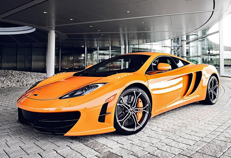 2012 McLaren MP4-12C High Sport Edition