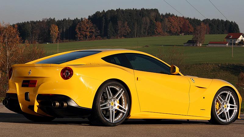 2013 Ferrari F12 Berlinetta Novitec Rosso