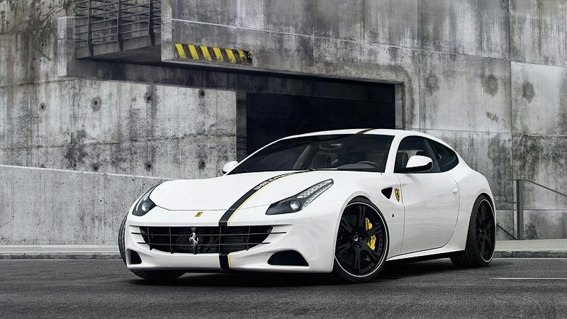 2013 Ferrari FF Wheelsandmore Stage II