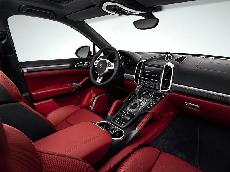 2013 Porsche Cayenne Turbo S (958)