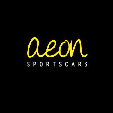 лого Aeon Великобритания 2000 г.
