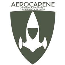 лого Aerocarene Франция 1947