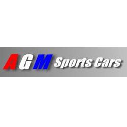 лого Agm Великобритания 2002 г.