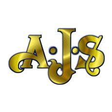 лого Ajs1 Великобритания 1930-1933