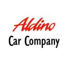 лого Aldino США 1989