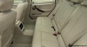 Салон BMW 3 Series GT