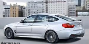 BMW 3 Series GT 2013...