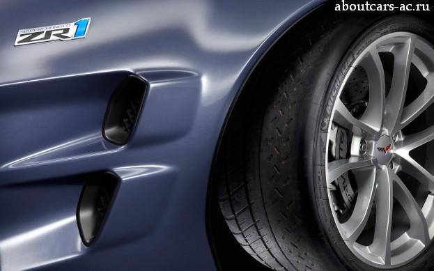 Chevrole Corvette ZR1