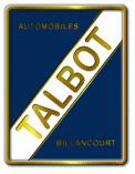 лого Talbot