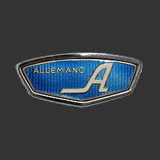 лого Allemano Италия 1928