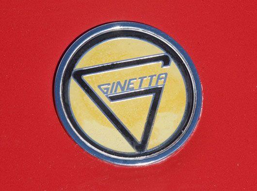 лого Ginetta