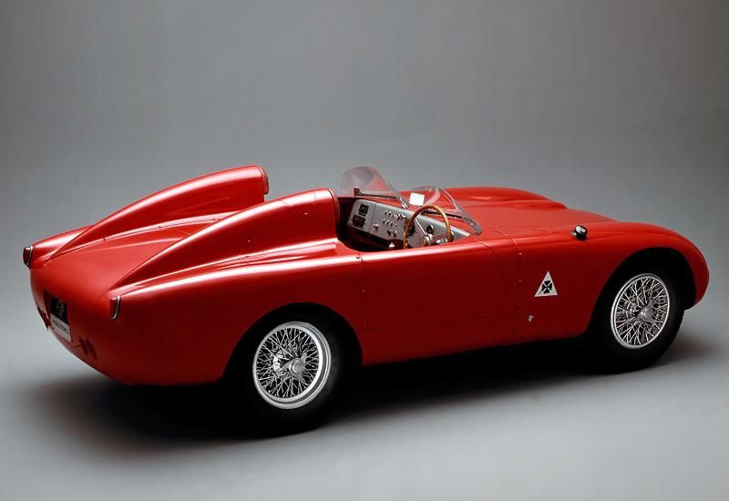 1953 Alfa Romeo 6C 3000 CM Colli Spider