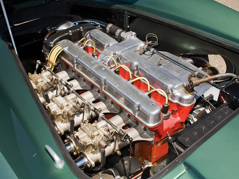 1954 Aston Martin DB3S