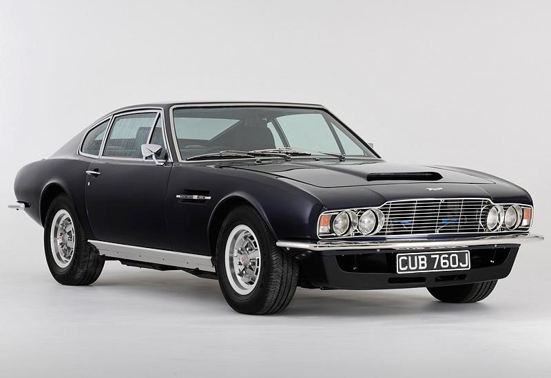 1970 Aston Martin DBS V8