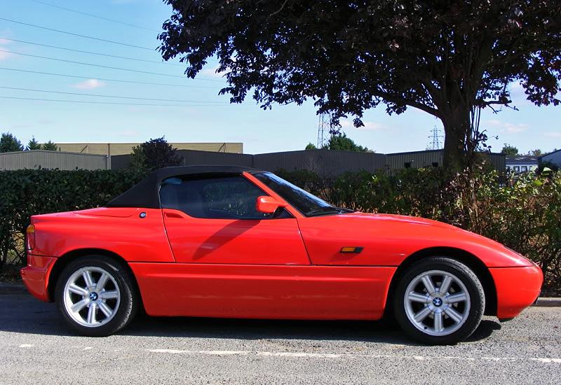 1988 BMW Z1 E30