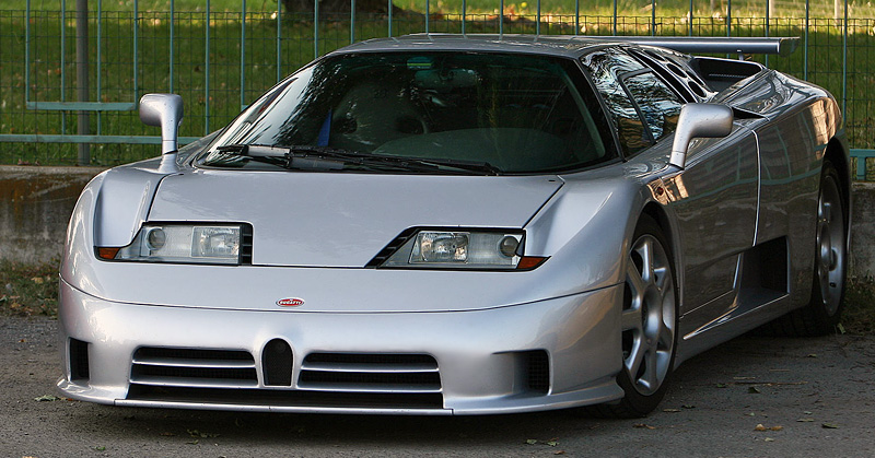 1993 Bugatti EB 110 SS