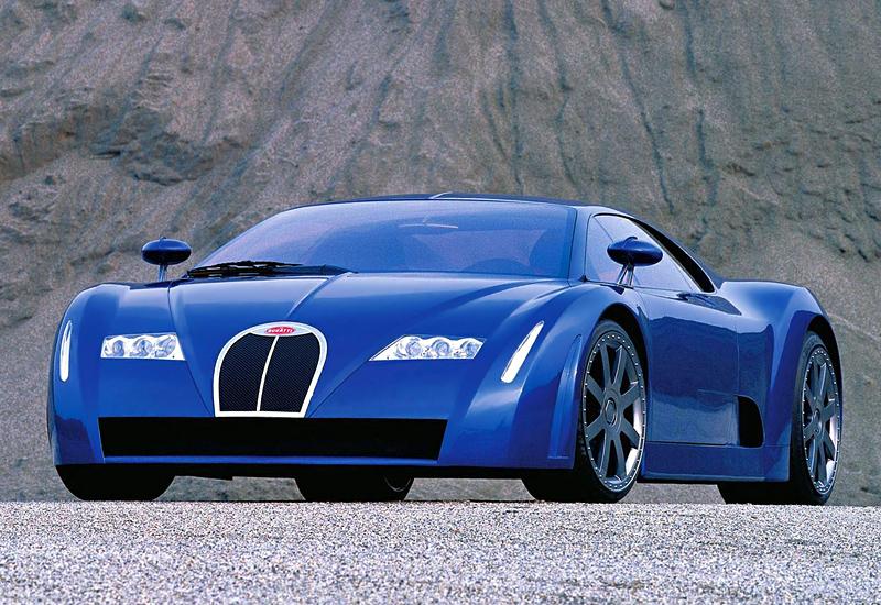 1999 Bugatti EB18/3 Chiron Concept
