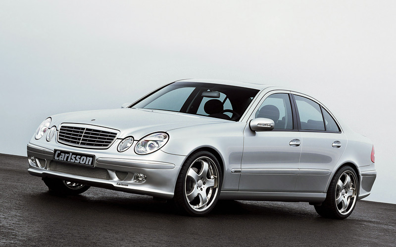 2002 Carlsson CK55 RS Mercedes-Benz E 63 AMG (W211)