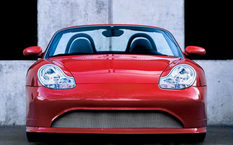 2003 9ff Porsche Boxster GTB