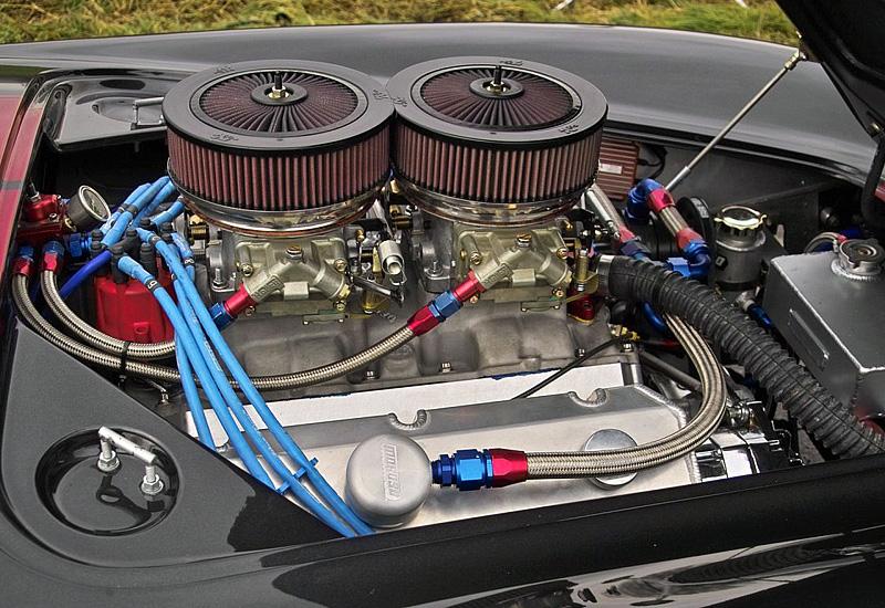 2006 AC Cobra Weineck 780 cui Limited Edition
