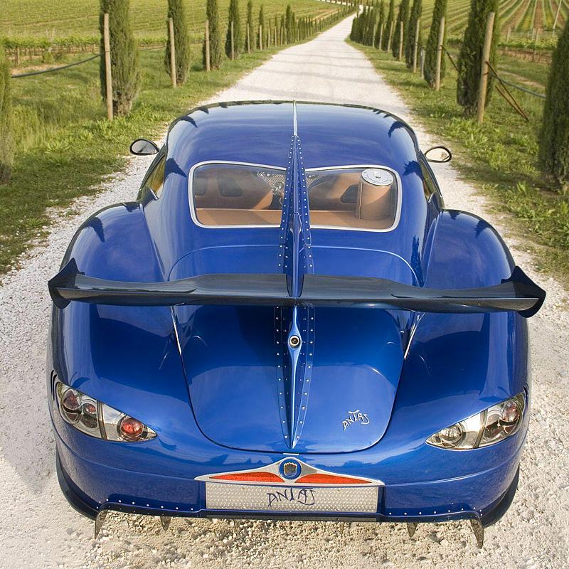 2006 Faralli & Mazzanti Antas V8 GT