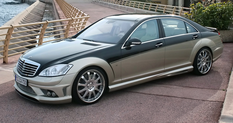 2008 Carlsson Aigner CK65 RS Blanchimont Mercedes-Benz S 65 AMG