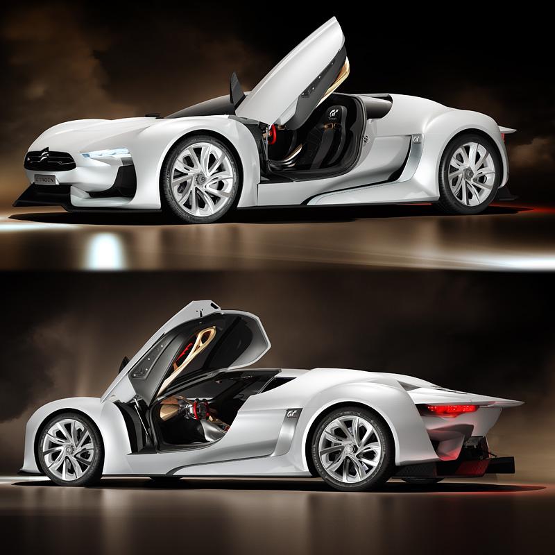 2008 Citroen GT by Citroen Concept