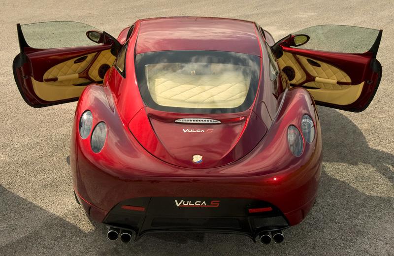 2009 Faralli & Mazzanti Vulca S