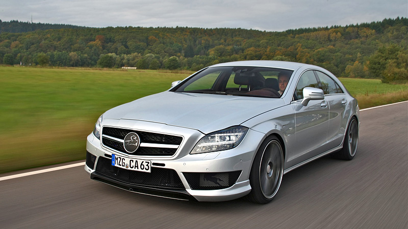 2013 Carlsson CK63 RS Mercedes-Benz CLS 63 AMG