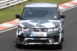 фото Range Rover Sport
