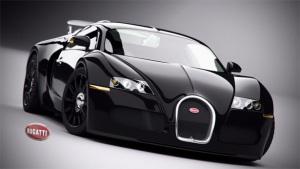 фото гиперкара Bugatti Veyron