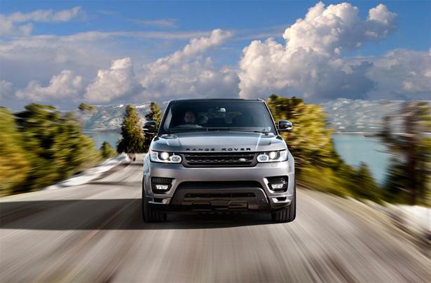 фото Range Rover