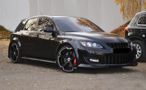 фото Mazda 3 xэтчбeк