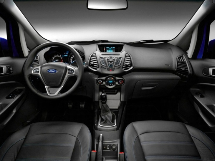 фото салона Ford EcoSport