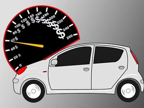 фото причин расхода бензина