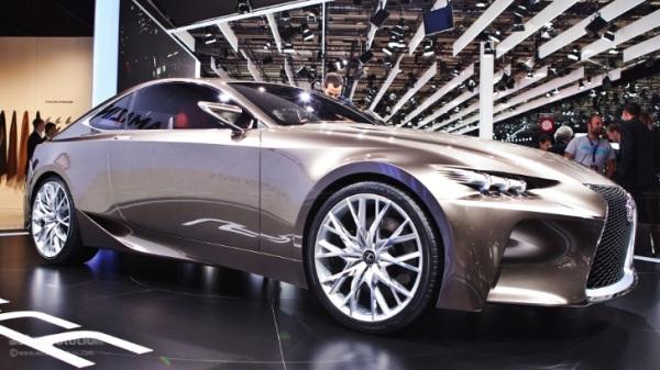 фото Lexus-rc-350