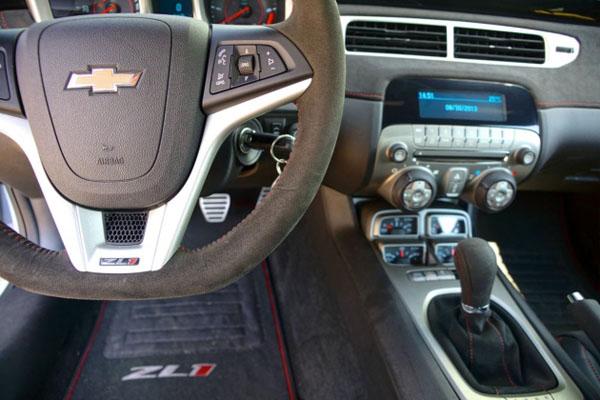 фото Chevrolet Camaro от Geigercars