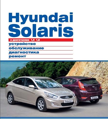 фото мануала Hyundai Solaris