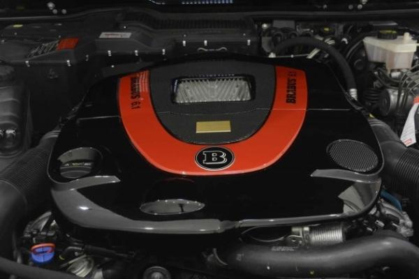 фото моторного отсека Mercedes-Benz G-Class