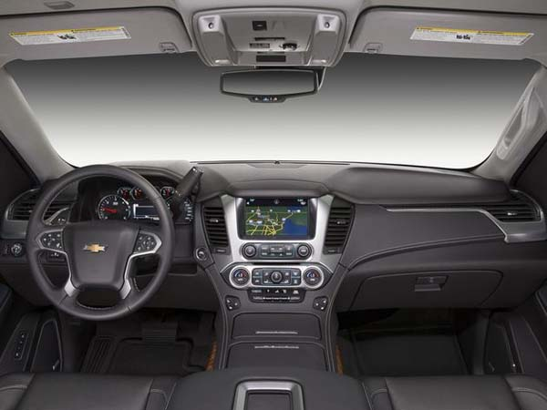 фото салона Chevrolet Tahoe