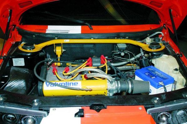 фото Тюнинг двигателя ваз 2112