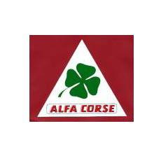 значок автомобиля Alfa Corse