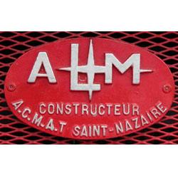 значок автомобиля Alm Acmat