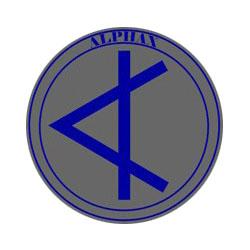 значок автомобиля Alphax