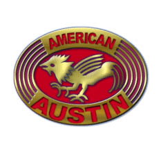 значок автомобиля American Austin