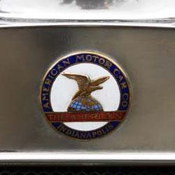значок автомобиля American